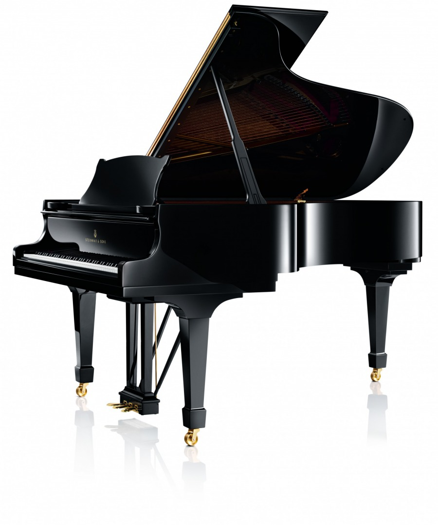 Steinway Model B piano